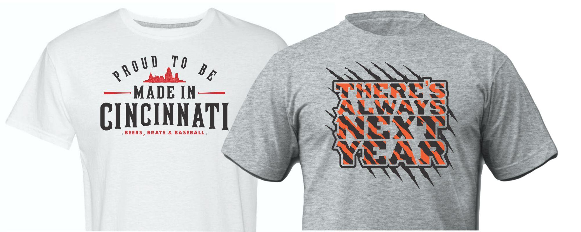 Cincinnati T-Shirts Cincinnatees.com