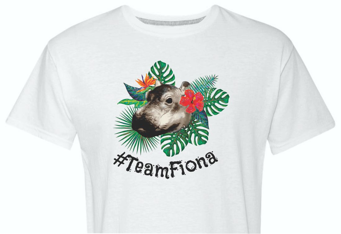 Team Fiona Cincinnati Zoo Shirt