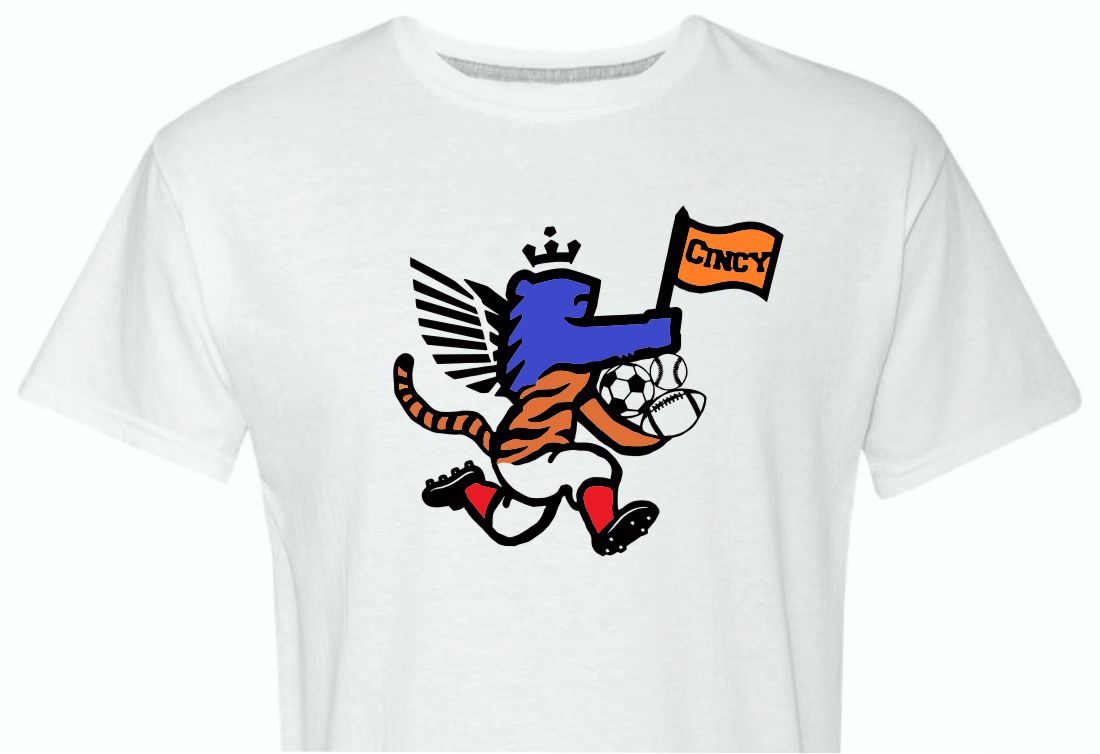 FC Cincinnati Sports Mashup Shirt