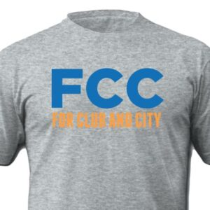 FCC Cincinnati Grey Shirt