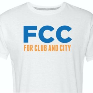 FCC Cincinnati White Shirt