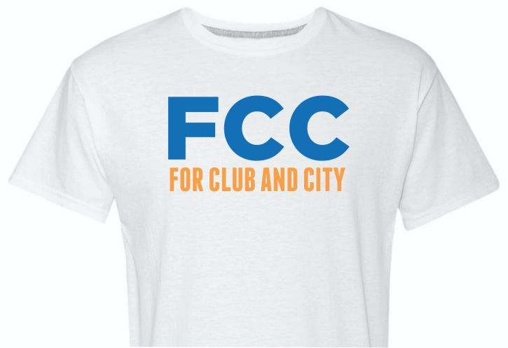 FCC Cincinnati White Shirt