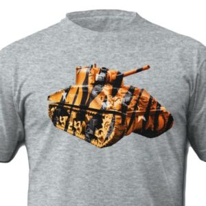 Cincinnati TANKED Grey Shirt