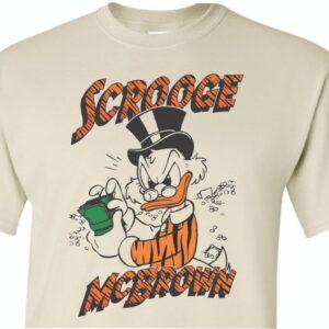 Scrooge McBrown Sand Shirt